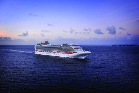 Caribbean Holiday with P&O Cruises February 2022