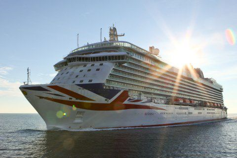 Spain Amp Portugal Cruise PampO Ventura Balcony Cabin 7 Nights 4 August 2