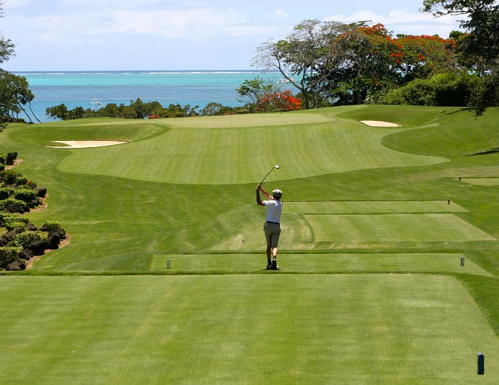 Golf holiday in Mauritius