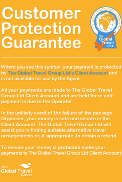 Global travel protection