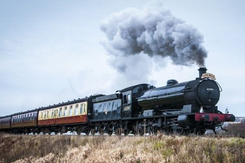 Yorkshire steam train holiday September 2021